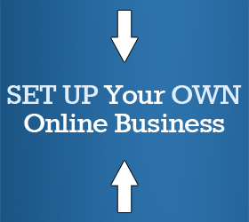 set up a online business
